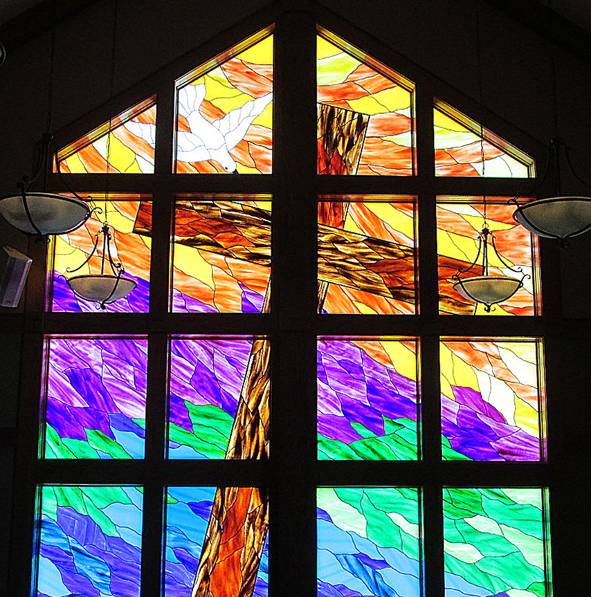 Chapel Stained Glass Window