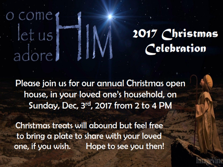 2017 Christmas Celebration poster and billing stuffer_001