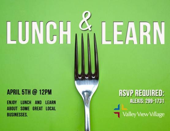 valleyViewLunchLearn